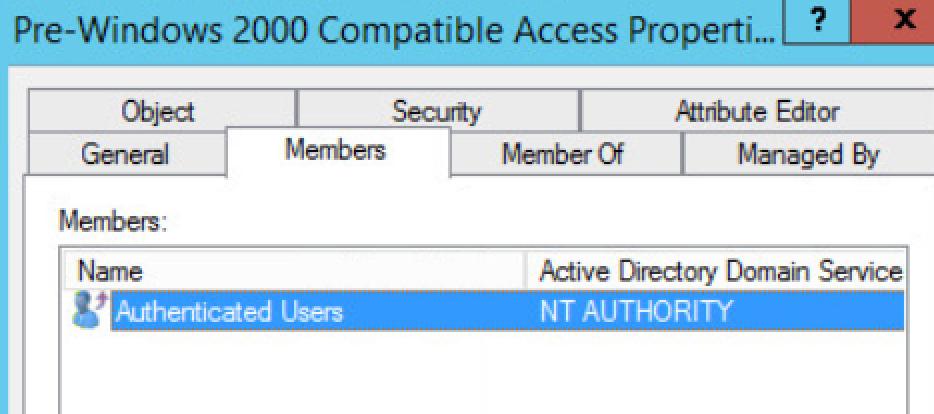 AD Object Permissions for Active Directory sync – Cisco Umbrella
